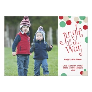Image result for jingle all the way christmas card
